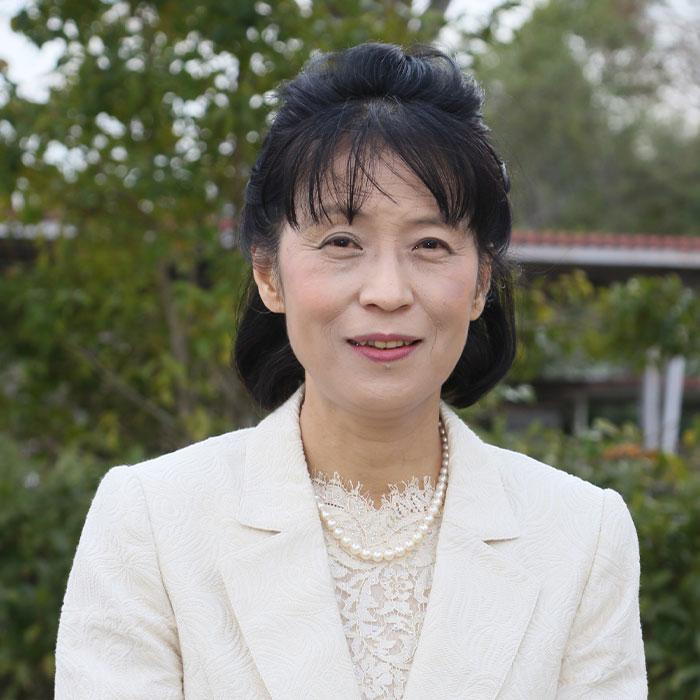 奈良工業高等専門学校長 後藤景子